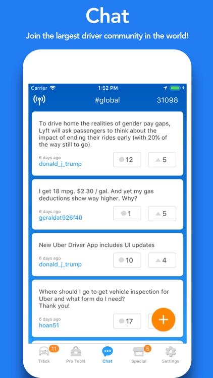 SherpaShare - Driver Assistant screenshot-3
