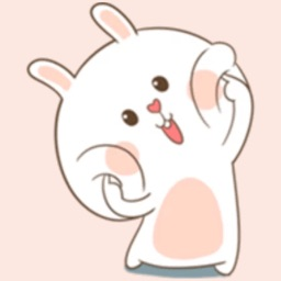 TuaGom Cute Rabbit