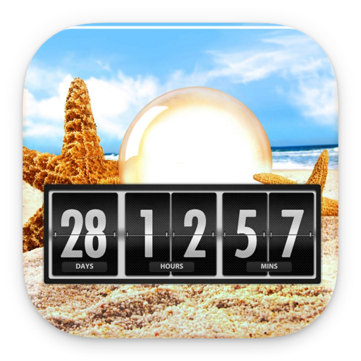 Holiday and Vacation Countdown