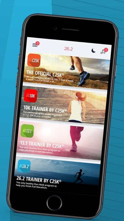 Marathon 26.2 Trainer by C25K® screenshot-9