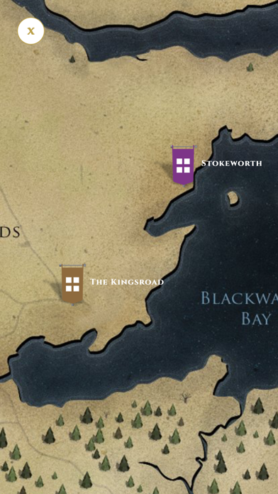 Game of Thrones Locations screenshot two