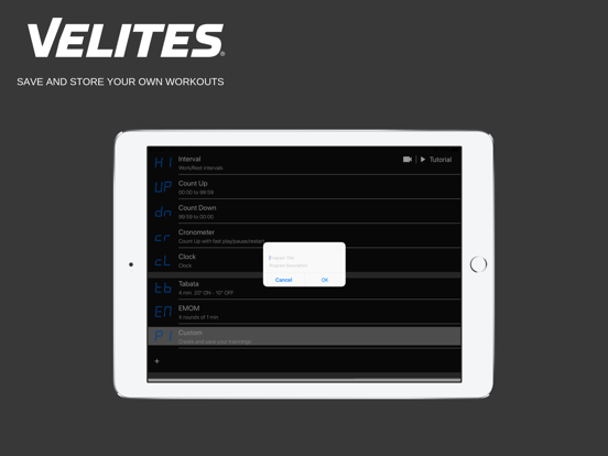 Velites Timer Pro screenshot #3