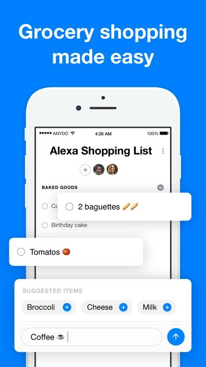 Any.do: To do list & Calendar screenshot-5