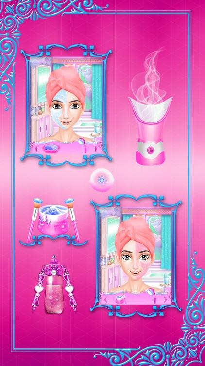 High School Princess Salon