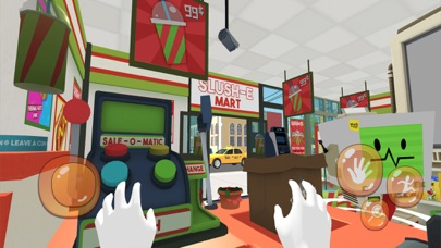 Slush'E'Mart - Job Simulator screenshot 1