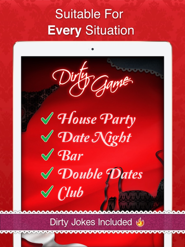 Dirty Game - Hot Truth or Dare on the App Store
