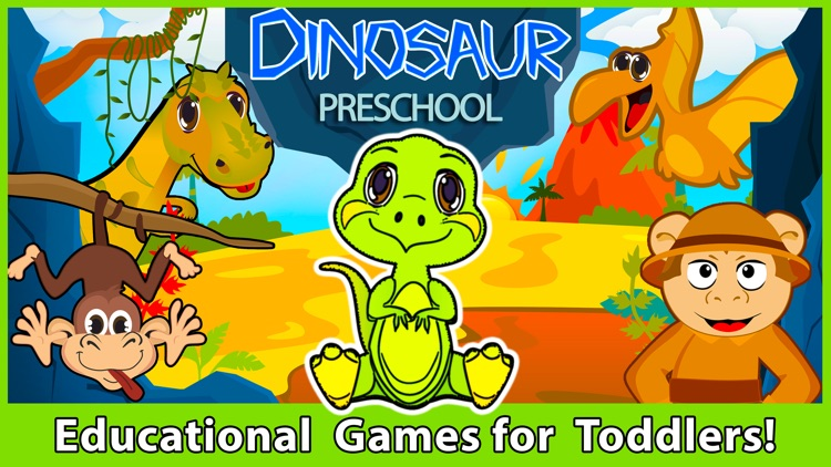 Dinosaur Puzzles for Toddlers!