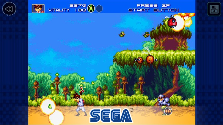 Gunstar Heroes Classic screenshot-4
