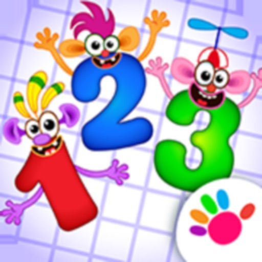 123 Counting Number Kids Games