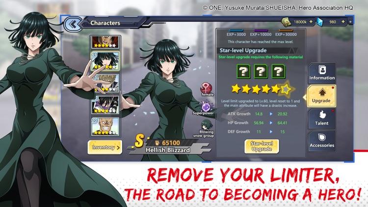One-Punch Man: Road to Hero screenshot-6