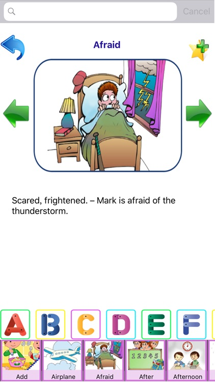 Picture Dictionary ABC screenshot-3
