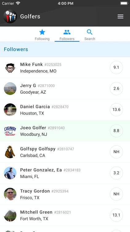 USHandicap: USGA Handicap screenshot-5