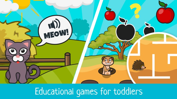 Baby games for toddlers babies