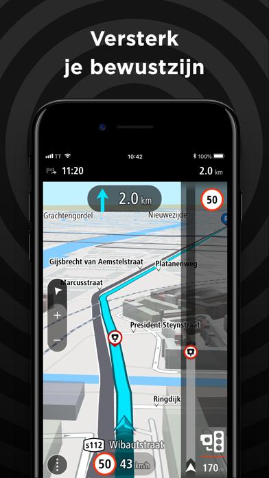 Screenshot for TomTom GO Navigation in Sweden App Store
