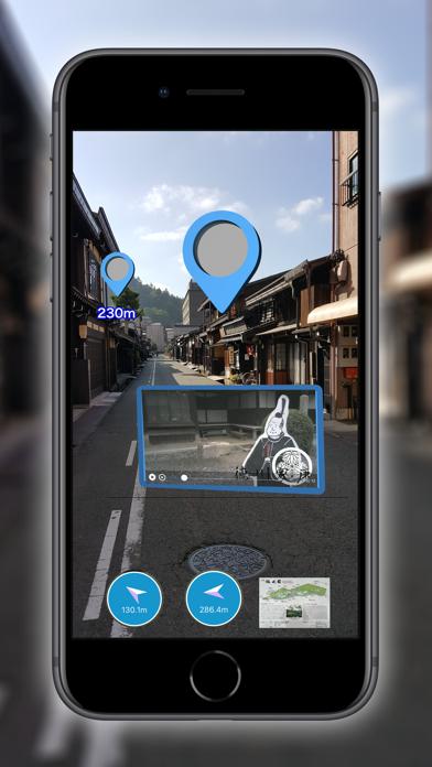 マチアルキ - 自分でつくれるARアプリのおすすめ画像2