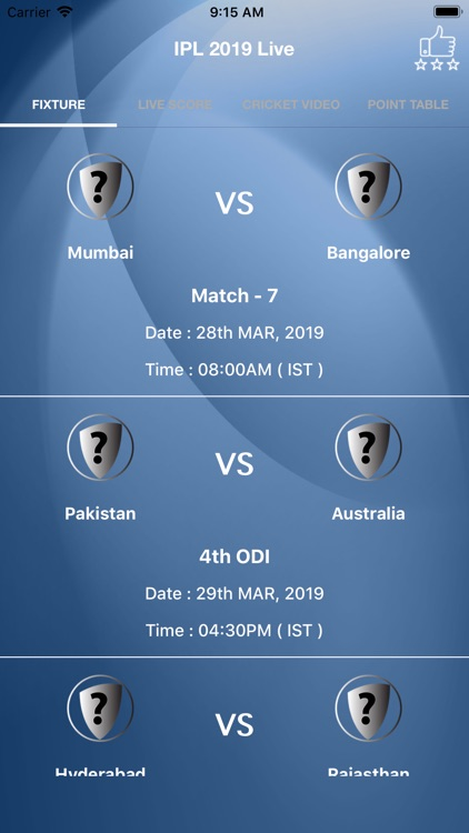 IPL 2019 Live screenshot-3