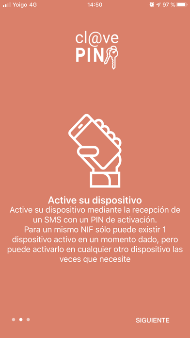 Descargar Cl@ve PIN para Android