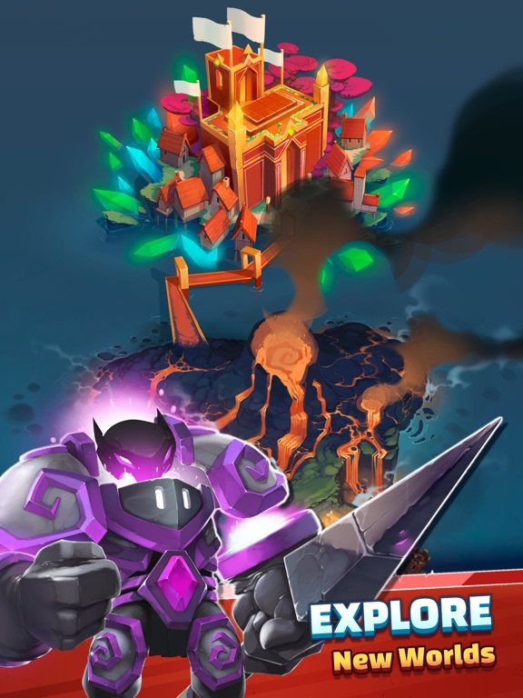 Super Spell Heroes: Mobile RPG screenshot