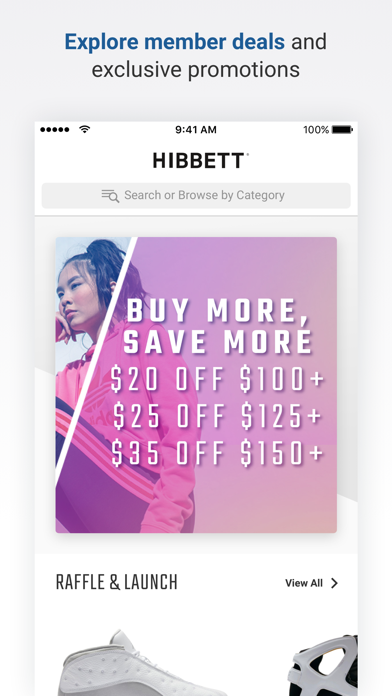 Hibbett Sports by Hibbett Sports (iOS, United States