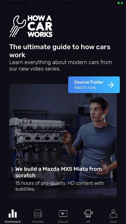 How a Car Works screenshot-0