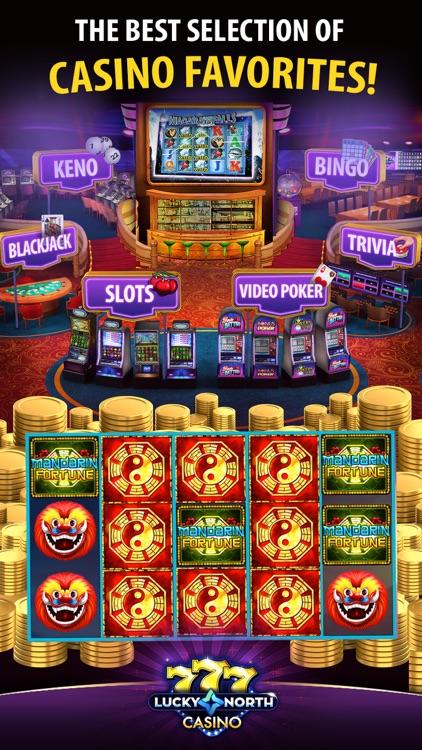 Lucky North Casino Slots screenshot-0