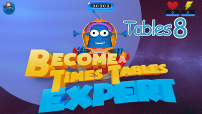 Table 8 Times Tables Assistantのおすすめ画像1