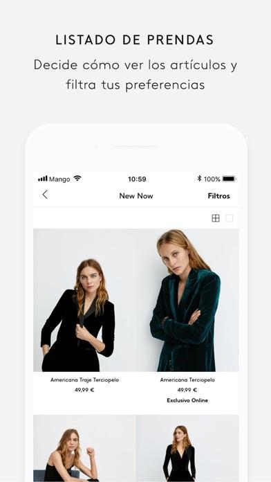 Descargar MANGO - Moda online para Android
