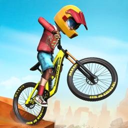 Dirt Bike Racing Stunts