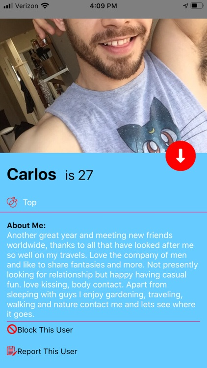 Gay Dating: U.S. & Overseas. screenshot-6