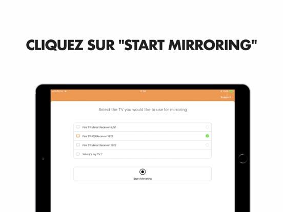 Mirror pour Amazon Fire TV