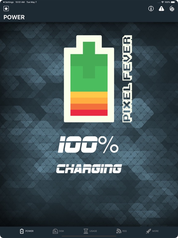 myDevice battery doctor battery life screenshot