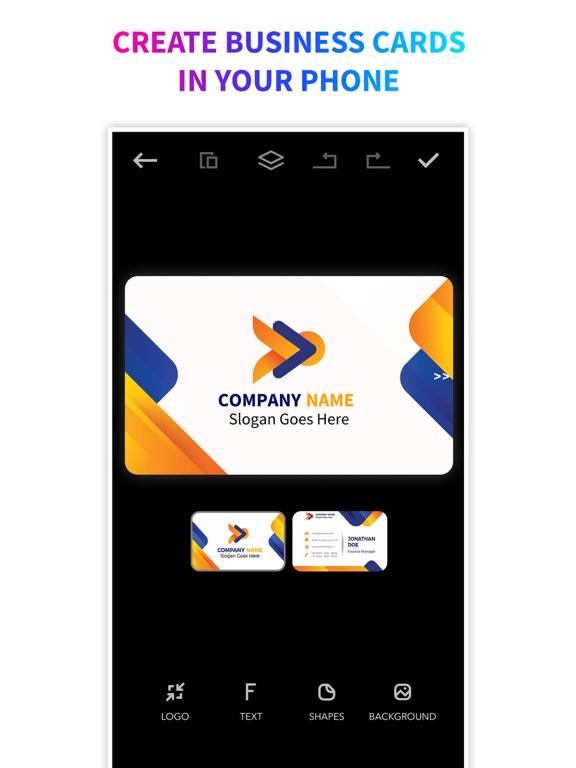 Ipad Screen Shot Logo Maker + Logo Creator 4