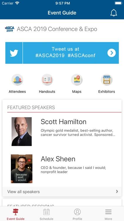 ASCA Meetings by Ambulatory Surgery Center Association (ASCA)