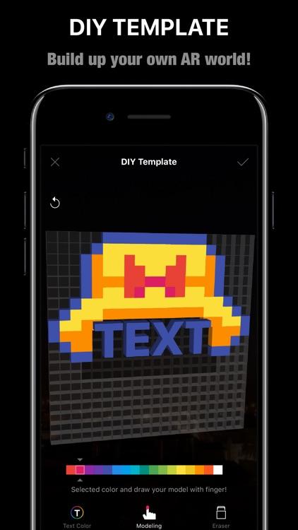 TextHere – AR posts everywhere screenshot-0