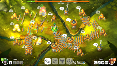 Mushroom Wars 2: オンライン戦争ゲームのおすすめ画像10