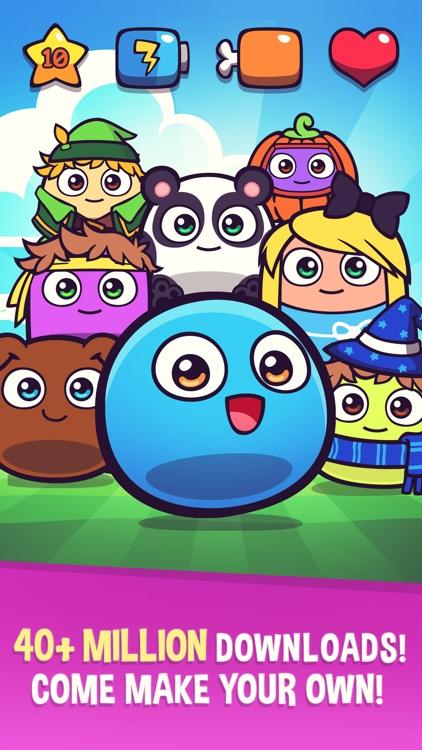 My Boo Virtual Pet & Mini Game screenshot-4