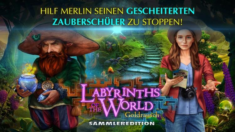 Labyrinths of World: Gold screenshot-0