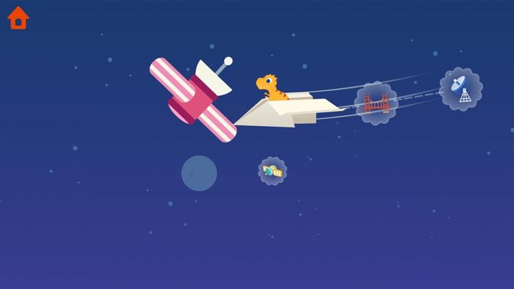 Dinosaur Plane - Game for kids screenshot-5
