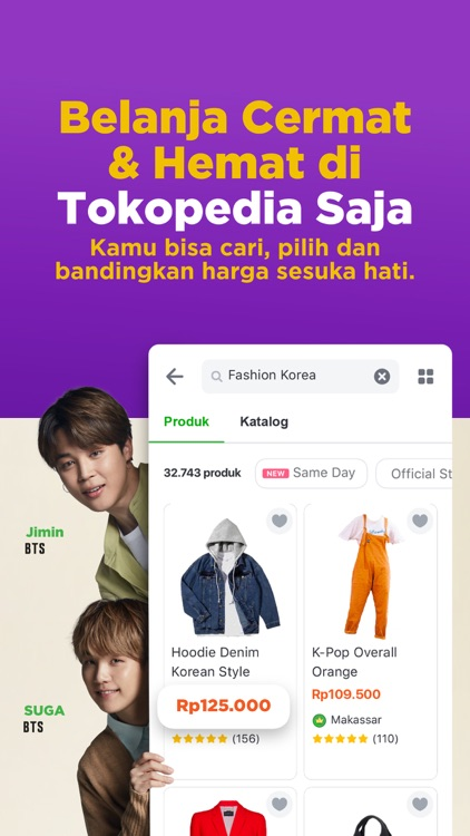 Tokopedia - #1 Everyday screenshot-3