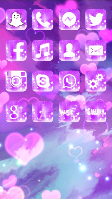 Herunterladen CocoPPa - cute Icon&Wallpaper für Pc