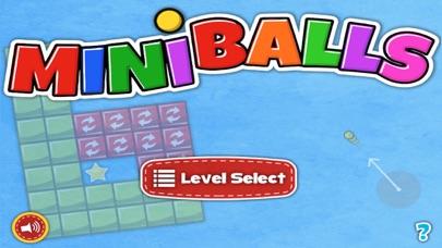 Mini Balls screenshot 1