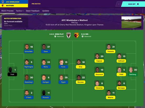 Football Manager 2020 Touchのおすすめ画像8