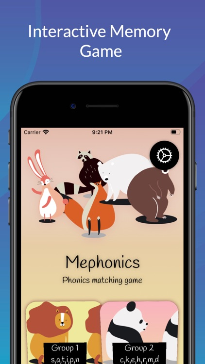 Phonics Memory Game screenshot-0