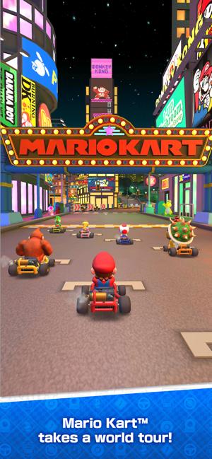 Mario Kart Tour Az App Store Ban