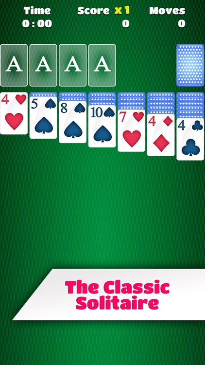 Solitaire - Classic Edition screenshot-0