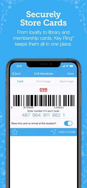 Key Ring Reward Cards on the App Store