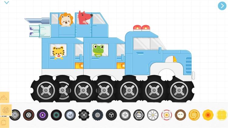 Labo Brick Car(4+) screenshot-6