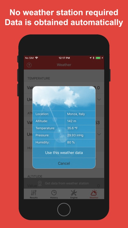 Jetting for Beta 2T Moto screenshot-6