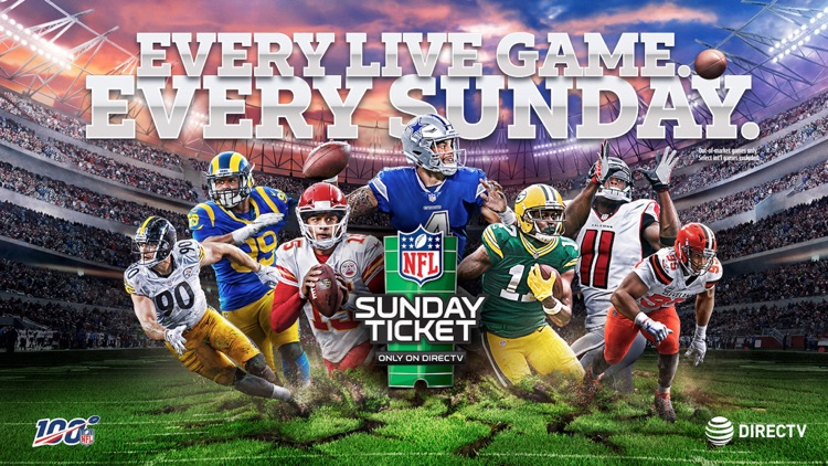 NFL SUNDAY TICKET screenshot-5