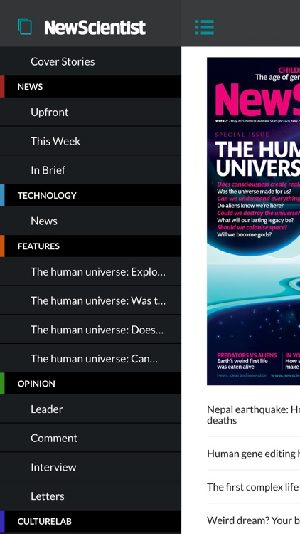 New Scientist Australia screenshot-3